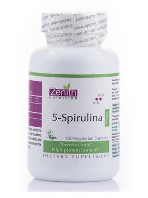 Zenith Nutrition 4400211012 capsule Ayurvedic & Organic