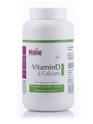 Zenith Nutrition 4400211084 capsule Ayurvedic & Organic