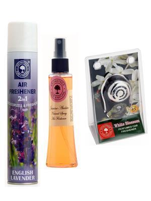Aromatree 45ejw3007510 Air freshener Car Perfume 10 Ml Set of 3