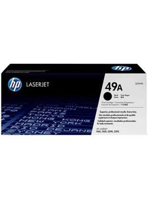 HP 49AB Black Toner Cartridge