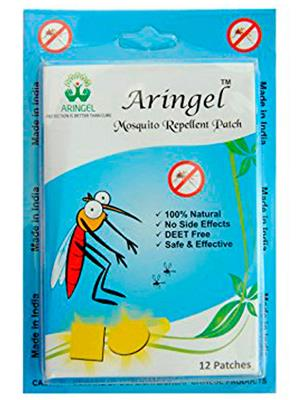 Aringel 0004 12 Herbal Mosquito Repellent Patches