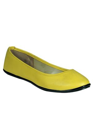Stylar 501-1301 Yellow Women Bellies