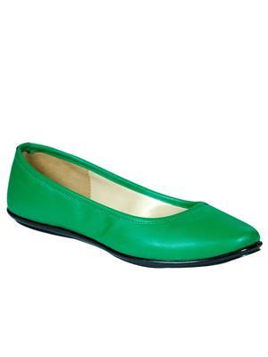 Stylar 501-1601 Green Women Bellies