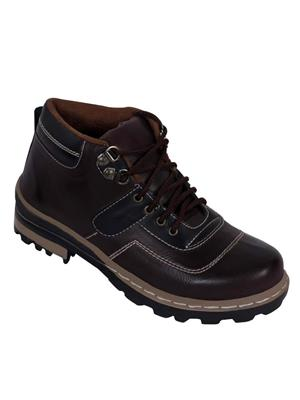 Elvace 5012 Chocklaty-Brown Men Boots