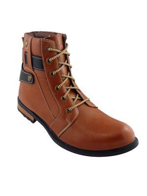 Elvace 5031 Tan Men Boots