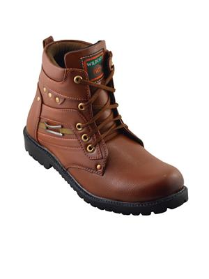 Elvace 5045 Brown Men Boots