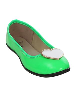 Stylar 505-7705 N Green Women Bellies