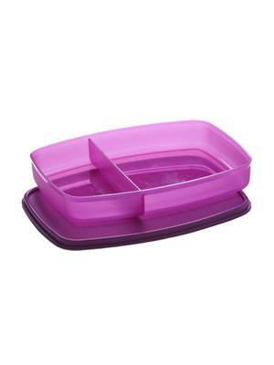 Signoraware 506 Purple Lunch Box