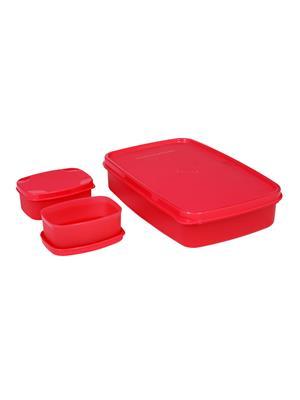 Signoraware 514 Red Lunch Box
