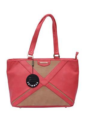 Shimmer 041 Pink Ladies Handbag