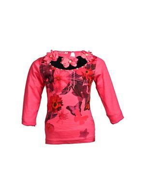 Ziama 6013 Pink Girl Top