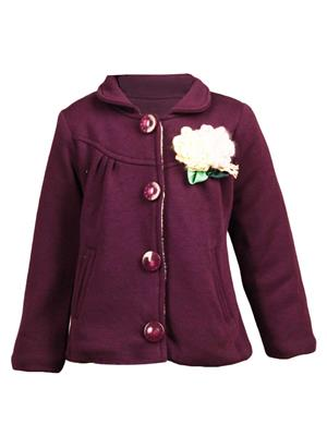 Ziama 6251 Purple Girl Sweatshirts