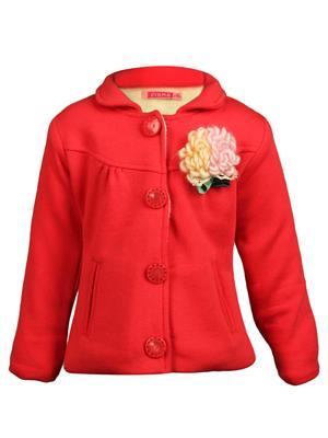 Ziama 6251 Red Girl Sweatshirts
