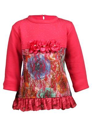 Ziama 6294 Pink Girl Sweatshirts
