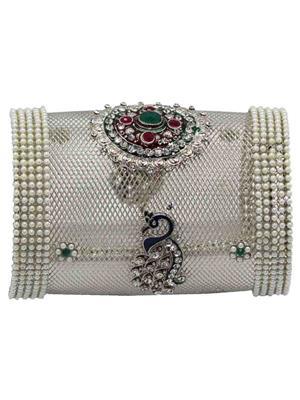 Soni Art Jewellery 65  White Women Kada