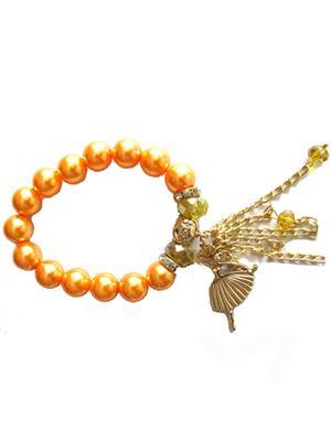 Shreya Collection 664-10 Yellow Women Bracelet