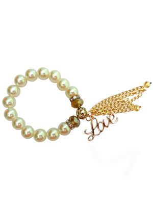 Shreya Collection 664-4 Cream Women Bracelet