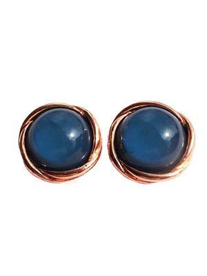 Shreya Collection 691 Blue Women Earrings