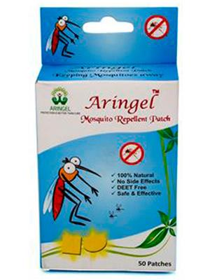 Aringel 0006 50 Herbal Mosquito Repellent Patches