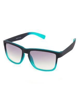 Rafa 714011-RBLKCYNGRY1 Black Unisex Wayfarer Sunglasses