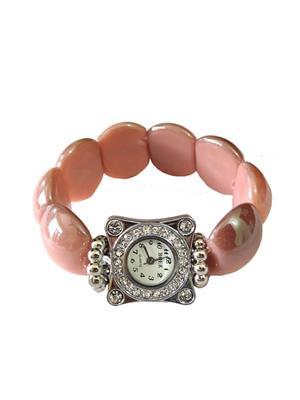 Shreya Collection 718.5 Pink Women Bracelet Watch