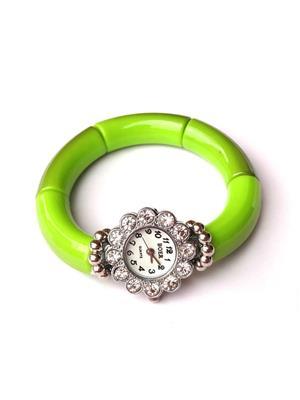 Shreya Collection 719.6 Green Women Bracelet Watch
