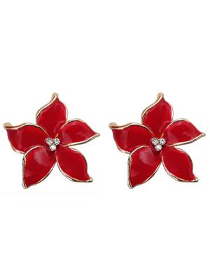 Shreya Collection 745-2 Red Women Earring