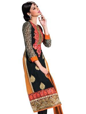 Sanchey 754346 Black Women Salwar Suit