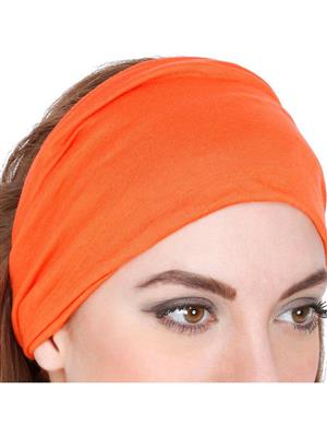 Fayon 76520 Orange Women Hair Bands