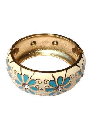 Shreya Collection 766.1 Blue-White Women Bracelet
