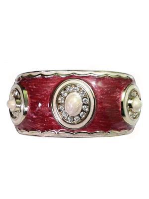 Shreya Collection 769.2 Maroon Women Bracelet