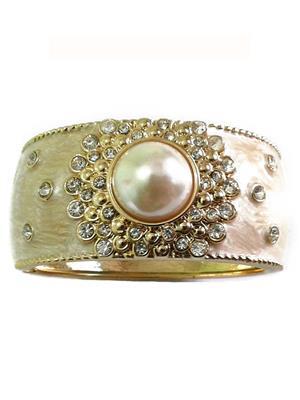 Shreya Collection 770.5 Cream Women Bracelet