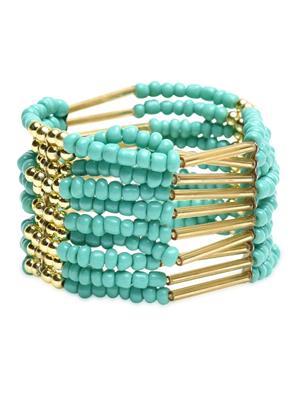 Fayon 78056 Blue Women Cuff Bracelet