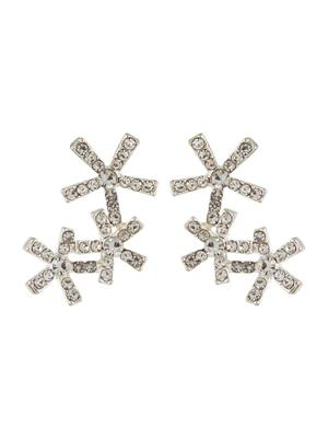 Fayon 79058 Silver Daily Casual Work Women Stud Earring