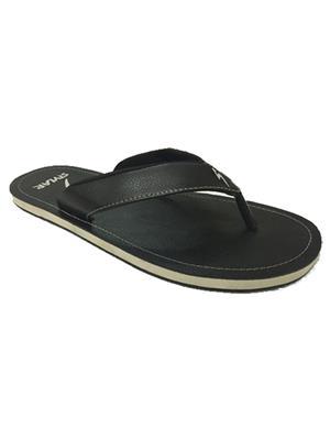 Stylar 801-6661 Black Men Flip Flops