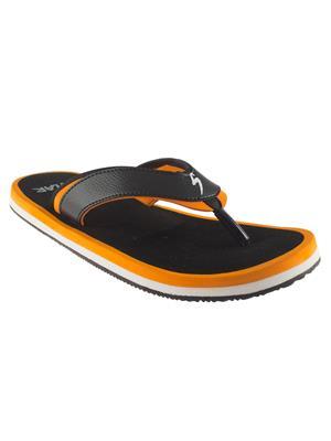 Stylar 815-3615 Black Men Flip Flops