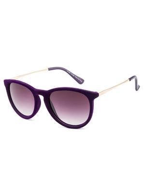 Rafa 81529PURP Purple Unisex Oval Sunglasses