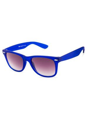 Rafa 8223BLUGRDGRY Blue Unisex Wayfarer Sunglasses