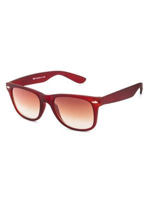 Rafa 8223BRNGRDBRN Brown Unisex Wayfarer Sunglasses