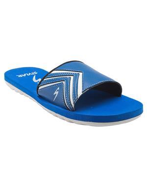 Stylar 827-1927 Blue Men Flip Flops