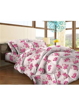 Bombay Dyeing Celsia8873 Pink Bedsheet