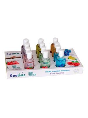 Goodclean 8904040700215 Hand Sanitizer Exotic Fragrance
