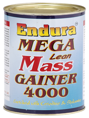 Endura 2148  Mega Lean Mass 500gm Protein