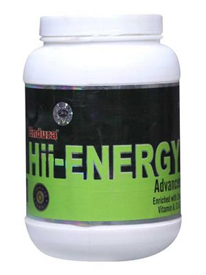 Endura 2438 Hii Energy 1kg Pre Workout