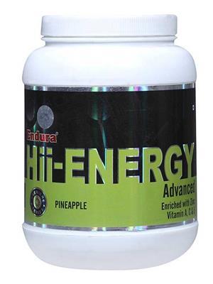 Endura 2445 Hii Energy 1kg Pre Workout