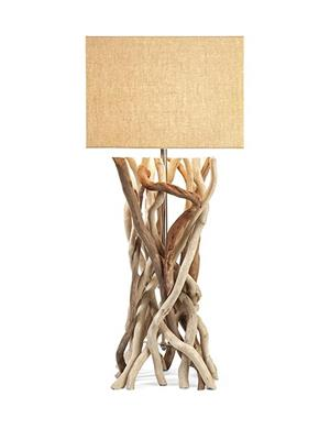 Interior Passion 89906 Explorer Drift Wood Table Lamp
