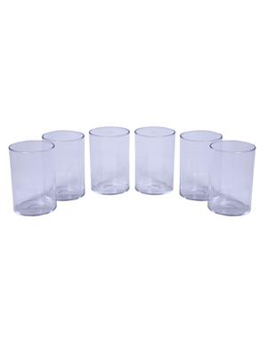 Signoraware 914 Clear Glasses Set Of 6