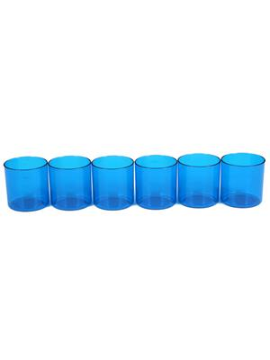 Signoraware 915 Blue Glasses Set Of 6