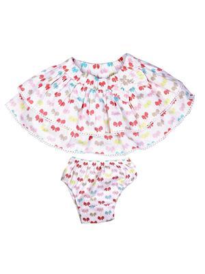 ShopperTree 986 Multicolored Girl Skirt