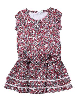 ShopperTree 988 Multicolored Girl Dress